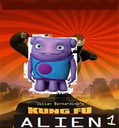 Kung Fu Alien 1.