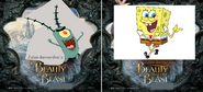 Plankton and Spongebob