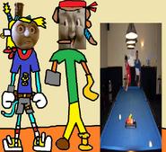 Thomas 2 (Boss Battles) - Part 06 - Thomas vs S.C.Ruffey Round 1.