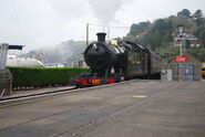 No 4277 Hercules arriving Kingswear (8122494790)