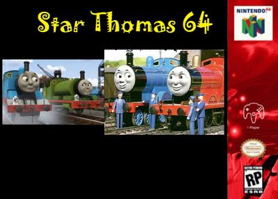 Star Thomas 64 - Poster.