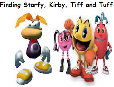 Finding Starfy, Kirby, Tiff and Tuff