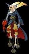Sith Count Dooku as Gol