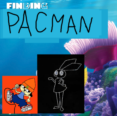 Finding PacMan!,