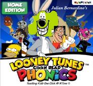 Looney Tunes Click 'N READ Phonics (PC)