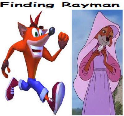 Finding Rayman