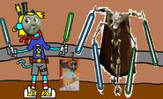 Thomas 2 (Boss Battles) - Part 08 - Thomas and Lady vs Tai Lung.
