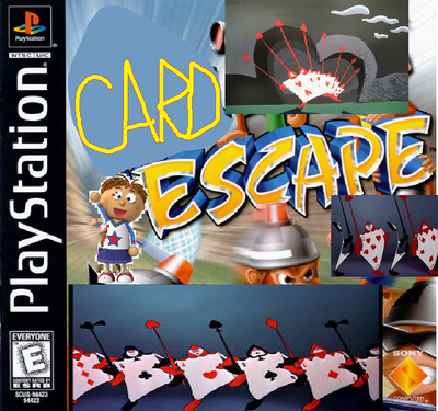 Card Escape 1.