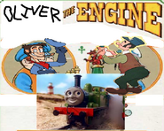 Oliver the Engine.