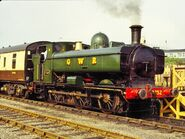 GWR Class 5700 No 7752 Pannier (8062226267)