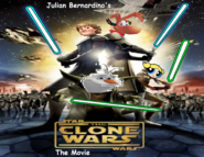 Star Wars - The Clone Wars (The Movie) by Julian Bernardino.