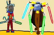Thomas 3 (Boss Battles) - Part 06 - Thomas vs Cerberus