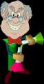 Mr. Dr. Applecheeks as Dr. Nitrus Brio