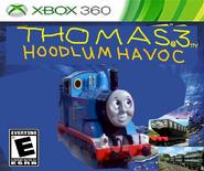 Thomas 3 - Hoodlum Havoc Poster