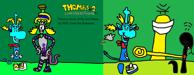 File:Thomas 2 - The Great Escape! - Part 2 - Thomas saves Emily and meets up with Toad..png