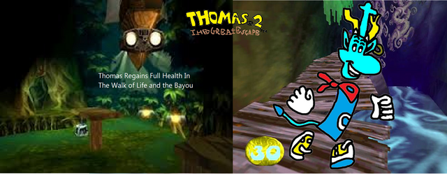 File:Thomas 2 - The Great Escape! - Part 3 - Thomas Regains His Full Health In The Walk Of Life To The Bayou!.png
