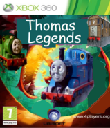 Thomas Legends - Poster.