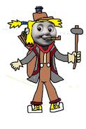 Thomas as Prince Link.