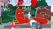 Pablo the Big Red Fox (Julian Bernardino's Style)