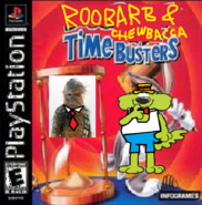 Roobarb and Chewbacca - Time Busters.