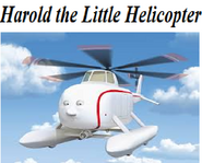 Harold the Little Helicopter