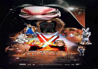 Star Wars Episode 3 Revenge Of The Sith Julian14bernardino Style Thecaseyjrcircustrainshow Wiki Fandom