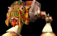 Chinese Dragon as Robot Dinosaur.