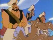 Razoul and his Guards