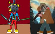 Thomas 3 (Boss Battles) - Part 03 - Thomas vs Spencer Round 1.
