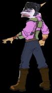 Victor as Mizo