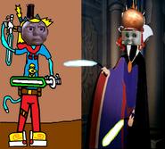 Thomas 3 (Boss Battles) - Part 02 - Thomas vs Elizabeth