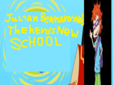 The Hero's New School (Julian Bernardino's Style)