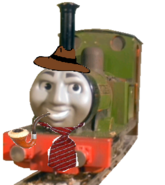 Smudger as Smitty