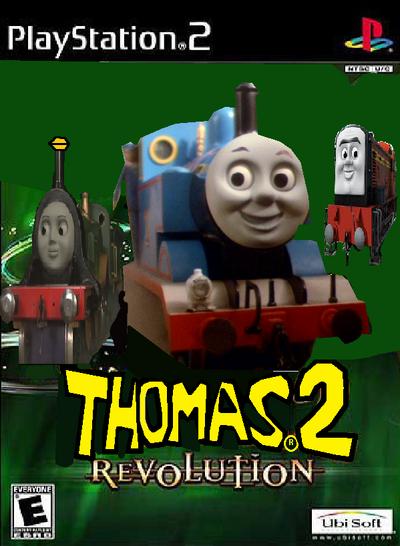 Thomas 2 - Revolution - Poster