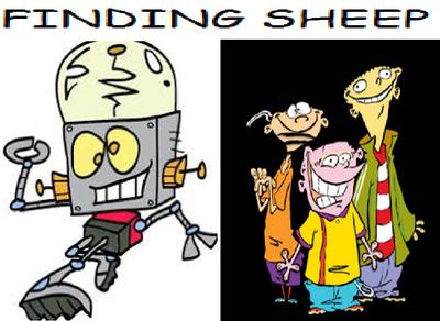 Finding Sheep,