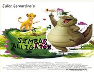 Simba's Alligator.