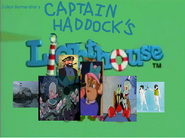 Captain Haddock's Lighthouse.