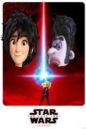 Star Wars Episode 8 - The Last Jedi (Julian Bernardino Style).