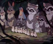 The Animals (Bambi)