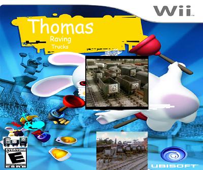 Thomas Raving Trucks 1.
