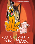 Pluto and Rufus - The Movie.