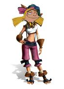 Helga as Keira