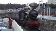 City of Truro as No. 7 Train