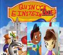 Quincy's Einstein Tails