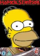 Looney Tunes (Julian Bernardino's Style) DVD Collection Part 06 - Homer Simpson.