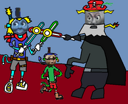Thomas 2 (Boss Battles) - Part 13 - Thomas vs Devious Diesel to save Percy.