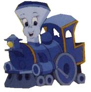 Tillie Little Engine.