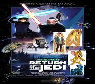 Star Wars Episode 6 - Return of the Jedi (Julian Bernardino Style).