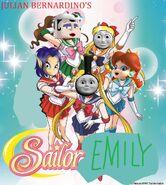 Sailor Emily (VIZ) (Julian Bernardino's Style)
