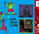 Super Smash Trains - Nintendo Gamecube